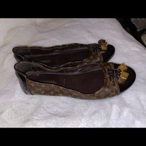 Louis Vuitton Ballerina Flats